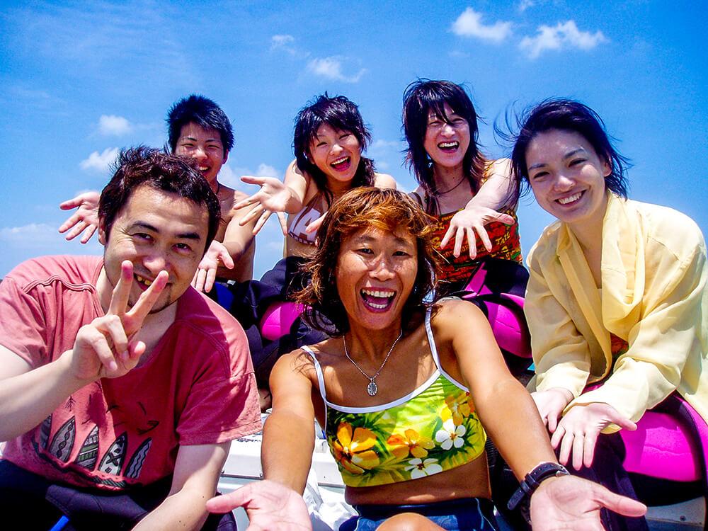 石垣島の思い出