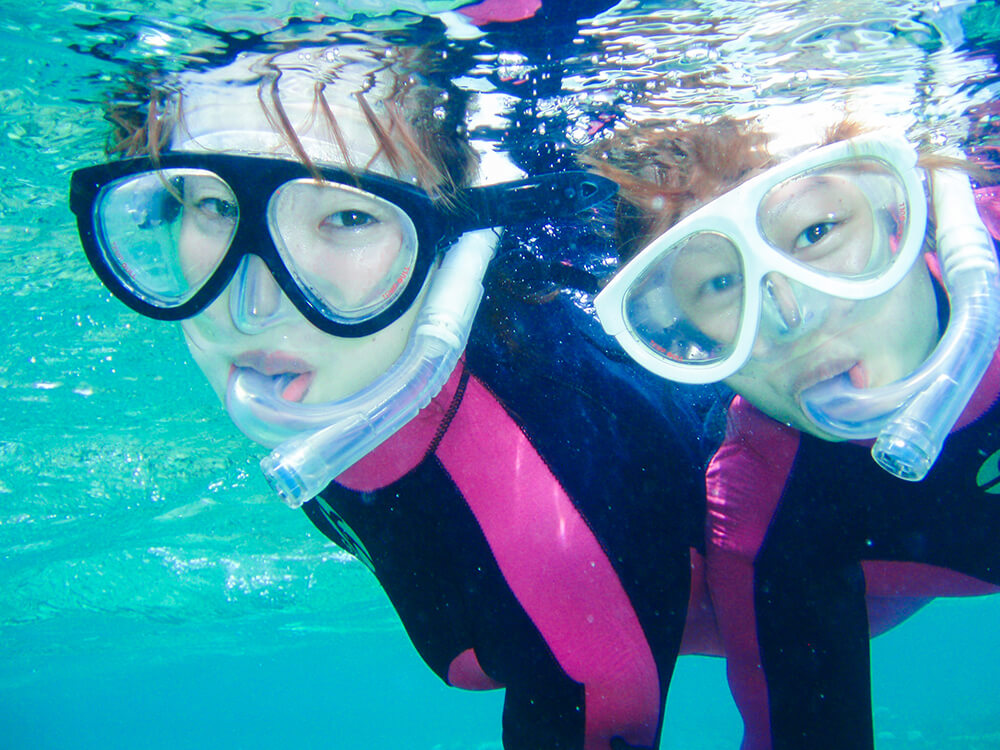 Ishigakijima Snorkeling
