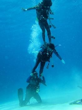 波照間島遠征ダイブ5