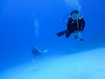 波照間島遠征ダイブ2