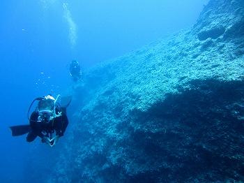 波照間島遠征ダイブ4