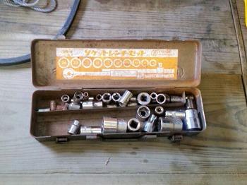 ロブスター工具
