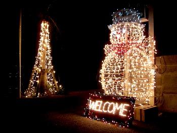 クリスマスイルミネーション5