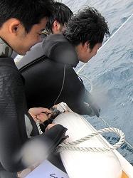 海中ゴミ清掃6