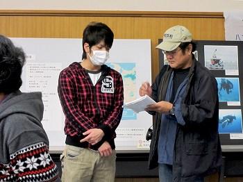 海中ゴミ清掃発表会7