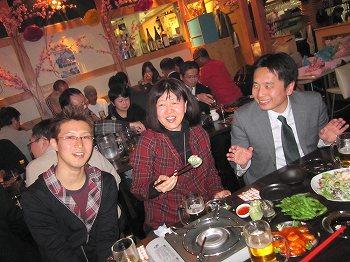 東京パーティー3