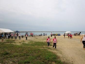 石垣島トライアスロン大会1