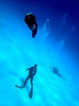 遠征ダイビング2