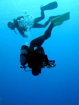 遠征ダイビング4