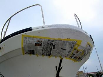 ダイビングボート2
