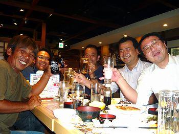 東京飲み会2