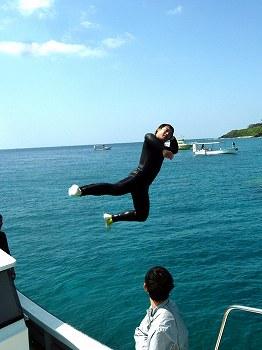 飛び込み大会1