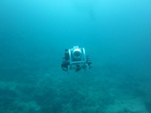 海底探査ロボット1