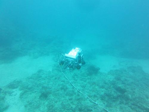 海底探査ロボット2