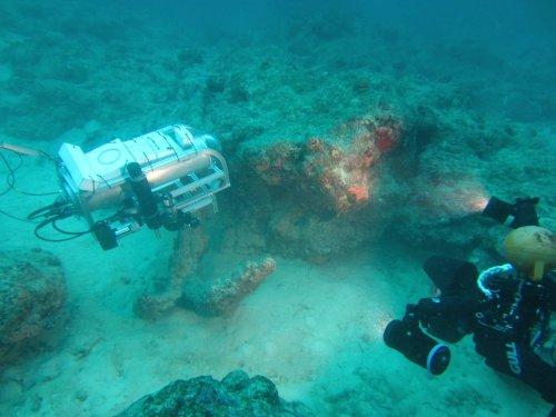 石垣島海底遺跡