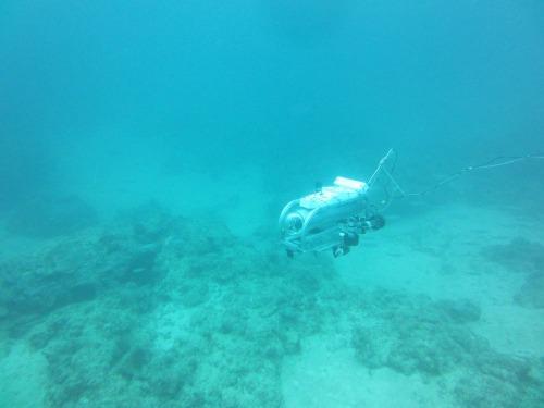 海底探査ロボット3