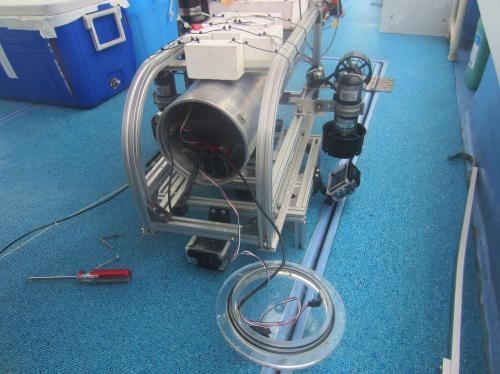 海底探査ロボット4