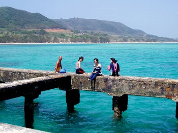 石垣島名蔵湾
