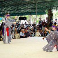 竹富島種子取祭