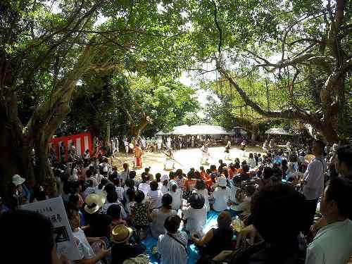 川平結願祭1
