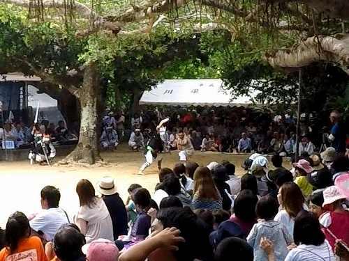 川平結願祭2