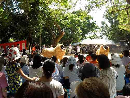 川平結願祭3