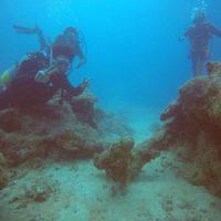 石垣島海底遺跡1