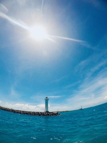 石垣港灯台