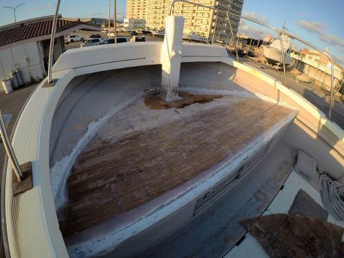 ダイビングボート3
