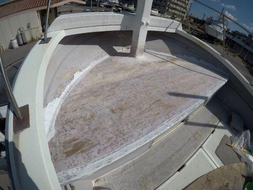 ダイビングボート4