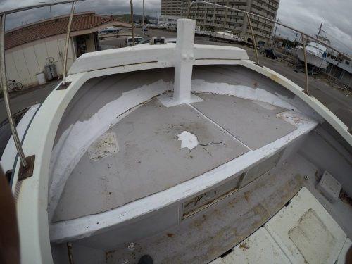 ダイビングボート6